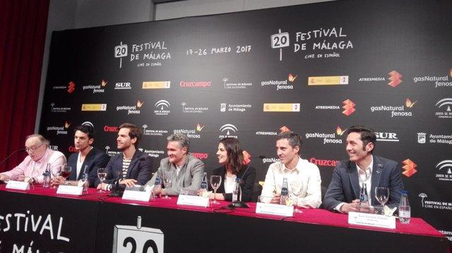 ÛEl Jugador de Ajedrez' en el Festival de Cine de Málaga