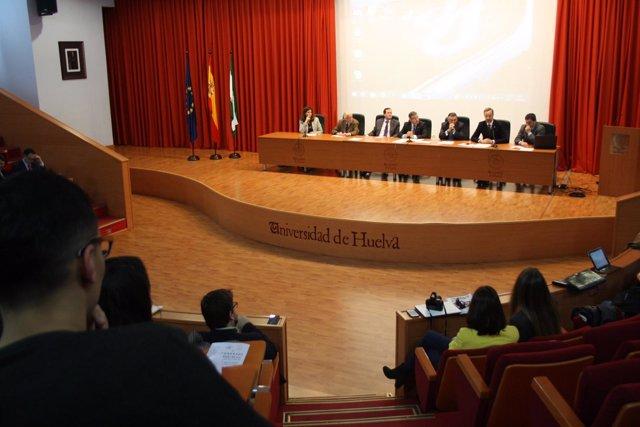 I Congreso Andaluz de Justicia Penal, en la UHU.