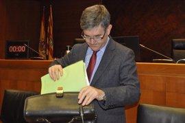 Guillén presenta un presupuesto de 172,8 millones, con más fondos para Administración local, y prevé un nuevo juzgado
