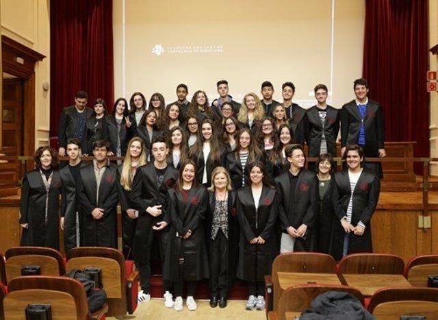 El Icab celebra una nueva sesión de 'Justicia y Jóvenes'