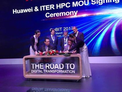 Huawei e ITER impulsan el desarrollo de la Supercomputación en Tenerife