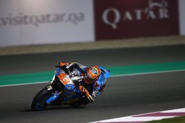 "Rabat: ""Me he sentido bastante fuerte encima de la moto"""