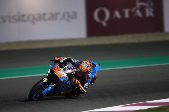 El piloto español de MotoGP Tito Rabat