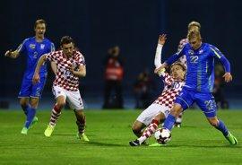 Croacia refuerza su liderato con una victoria ante Ucrania