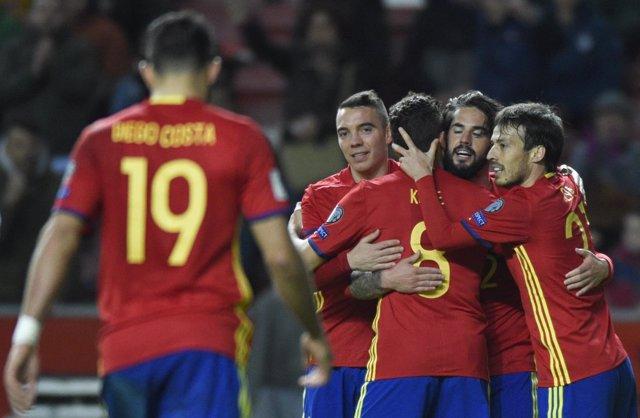 España - Israel