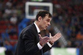 """Bartzokas: """"No vamos a seguir en Euroliga, pero estas victorias son importantes"""""""