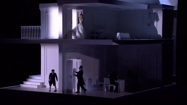 Rodelinda, coproducción del Teatro Real y del Liceo de Barcelona