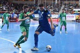 Darlan y Ricardinho resuelven para el Inter ante un combativo Magna Gurpea