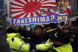 Seúl protesta por los nuevos libros de texto que consideran las Takeshima/Dokdo territorio japonés