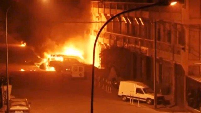 Asalto a hotel y cafetería en Burkina Faso