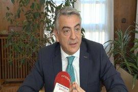 """De Andrés afirma que el 8 de abril se producirá el """"desarme por extenuación"""" de ETA, del que el Gobierno es """"artífice"""""""