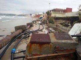 Verdemar reclama un Plan Integral para revertir la pérdida de litoral en la Bahía de Algeciras