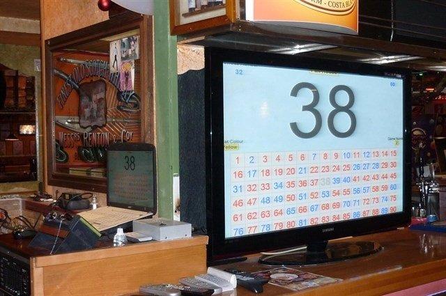Imagen de archivo de un establecimiento de juego