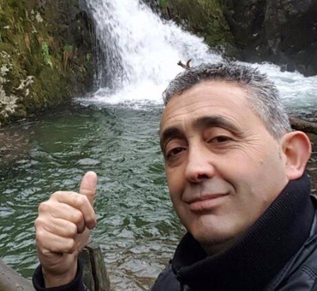 Marcos Troncoso Campos, desaparecido