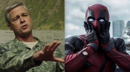 Brad Pitt, el Cable soñado para Deadpool 2