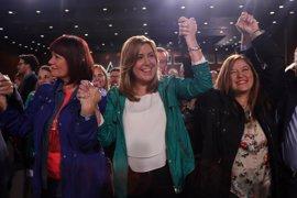 Susana Díaz lanza este domingo en Madrid su candidatura a las primarias del PSOE