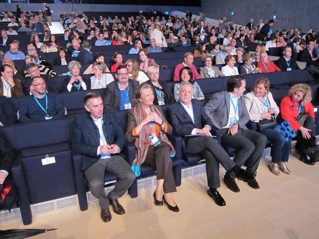 Comienza el XIII Congreso del PP-Aragón