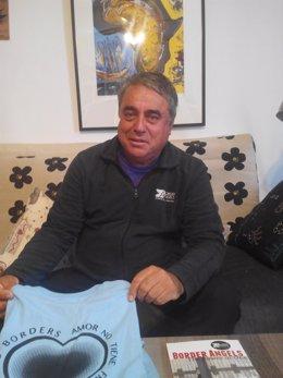 El Fundador De Border Angels, Enrique Morones