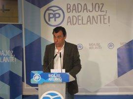 """Martínez-Maillo dice que las mociones de censura no son una solución y pide a Ciudadanos """"calma"""""""