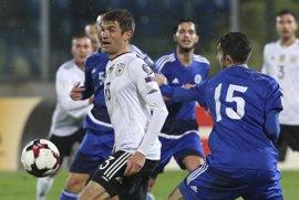 Alemania e Inglaterra buscan asentarse en el liderato ante Azerbaiyán y Lituania