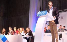 Casado a Iglesias: Al PP ni se la bufa, ni se la pela la vida de la gente