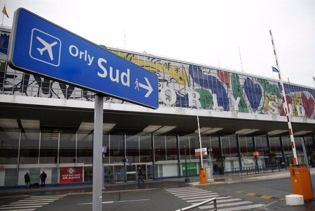 Aeropuerto Paris Orly