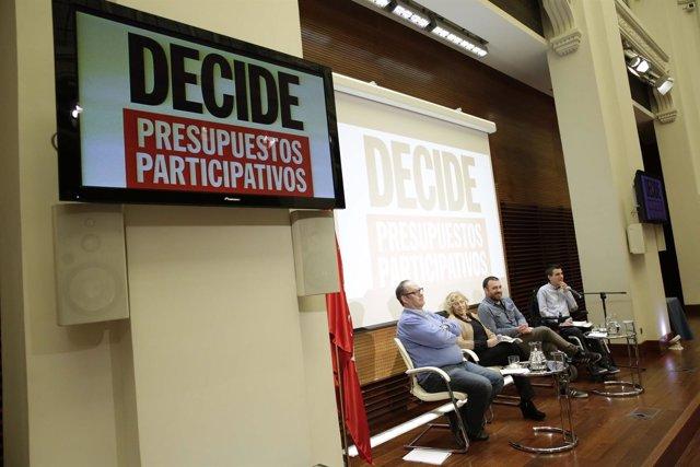 Presupuestos participativos de Madrid
