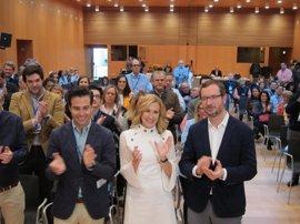 Ana Beltrán, elegida presidenta del PPN con el 81,37% de los votos