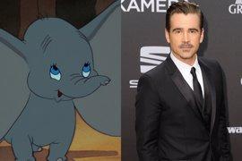 Tim Burton quiere que Colin Farrell sustituya a Will Smith en el remake de Dumbo