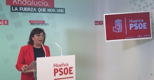 Senadora Ana Pérez
