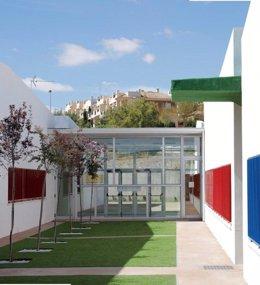 Proyecto de ampliación del CEIP de Las Gabias (Granada)