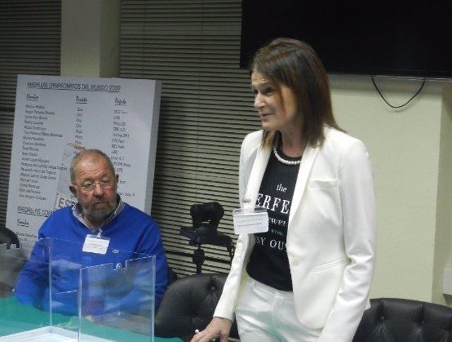 Julia Casanueva Real Federación Española de Vela RFEV