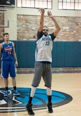 Joakim Noah New York Knicks