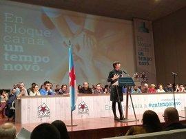 """Pontón insta a """"huir de toda autocomplacencia"""" porque Galicia """"necesita un BNG unido y sólido"""""""