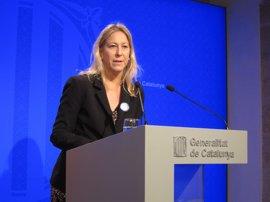 Neus Munté replica a Meritxell Batet: recurrir los Presupuestos y apoyar a Rajoy no es dar soluciones