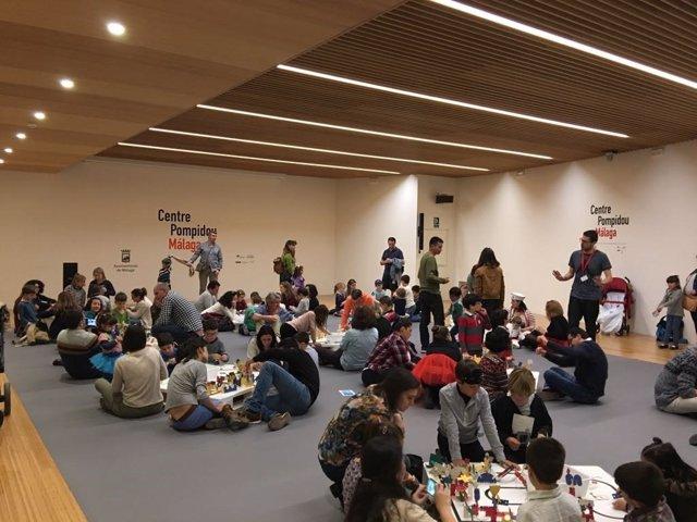 Improptu travesías marítimas centre pompidou málaga arte familias taller cultura