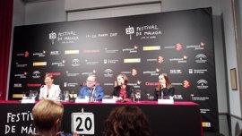 """Carla Simón espera que la Biznaga del Festival de Málaga sea """"un impulso"""" para seguir haciendo cine"""
