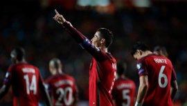 """Cristiano Ronaldo: """"Lo más importante no son mis goles, lo más importante es que estamos en la pelea"""""""