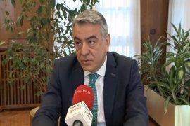 De Andrés cree que Gobierno vasco debe tomar alguna decisión para compatibilizar con la Ley las OPE de la Ertzaintza