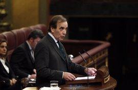 Homenaje al socialista Toño Alonso en el Congreso
