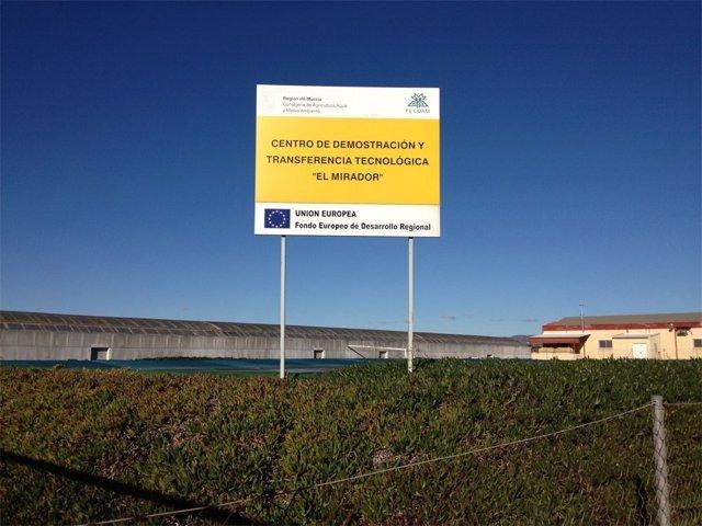 Centro de Demostración y Transferencia Tecnológica 'El Mirador'