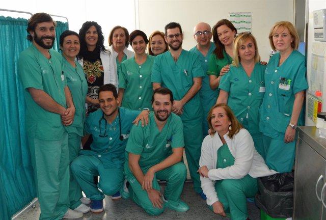 Servicio de Anestesiología del H. Don Benito-Villanueva