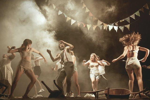 Danzad malditos