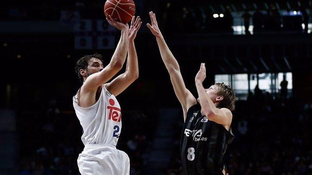 Sergio Llull Real Madrid RETAbet Bilbao Basket Liga Endesa