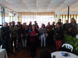 La parlamentaria andaluza Carmen Prieto deja Cs y pedirá su paso al grupo de no adscritos