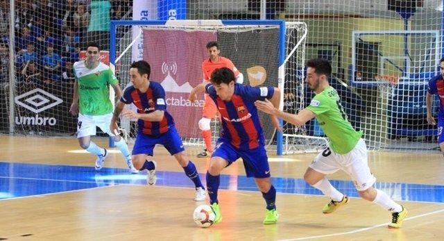 FC Barcelona Palma Futsal fútbol sala