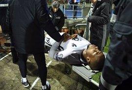 Francia sustituye al lesionado Sidibé por Corchia ante España