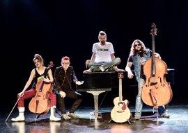 El Teatro de las Esquinas ofrecerá un segundo concierto de Jarabe de Palo el 14 de mayo