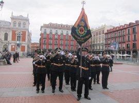 Siete bandas de cofradías vallisoletanas ofrecen un concierto solidario a favor de Cáritas