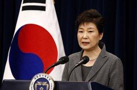 Un tribunal surcoreano fija para el jueves la vista sobre la petición de arresto de Park